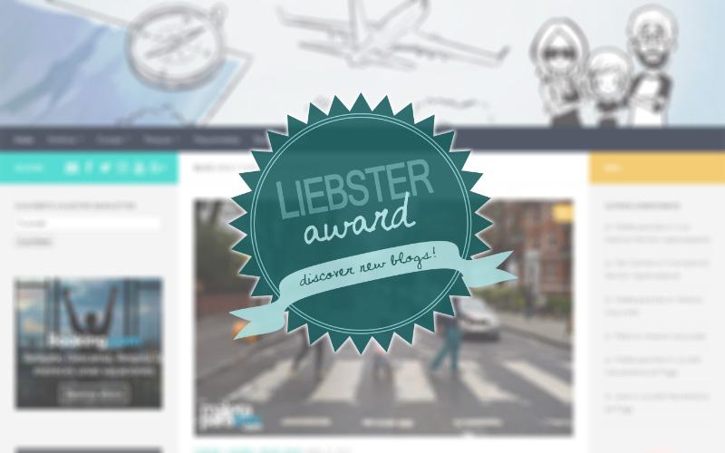 Post - Premio Liebster Awards