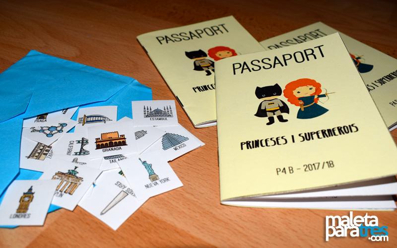 Post - Pasaporte viajero