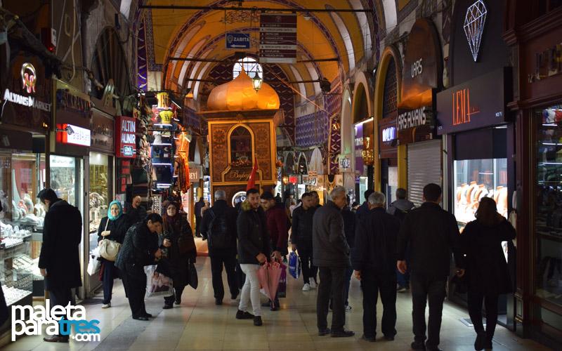 Post - Gran Bazar de Estambul