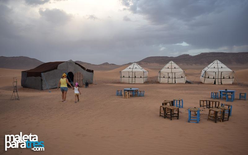 Post - Una noche en el desierto