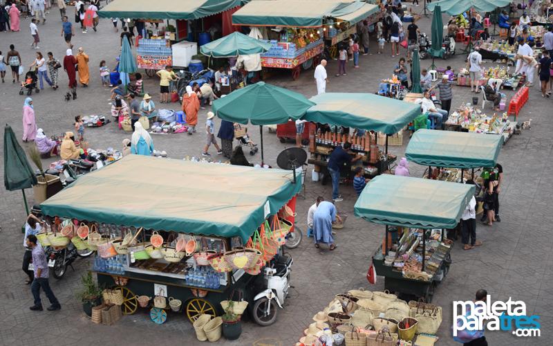 Post - 10 cosas que hacer en la Plaza de Jamma el Fna