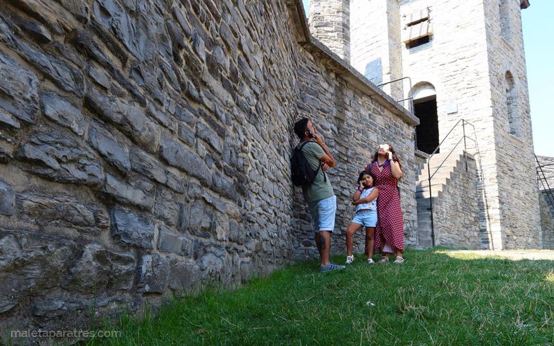 Post - Castillo de los Condes de Flandes