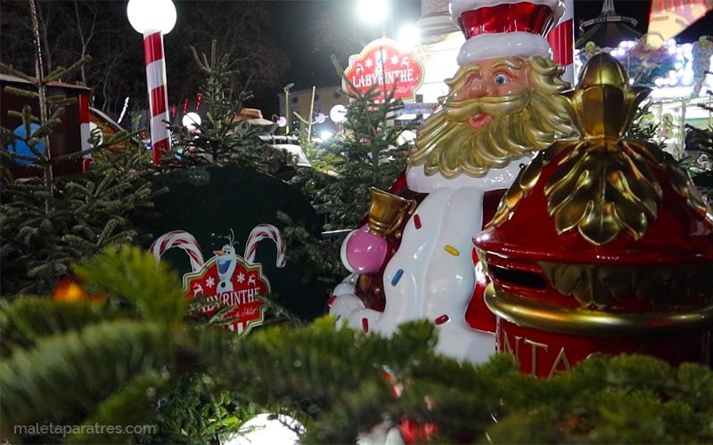 Post - Navidad en Carcassonne