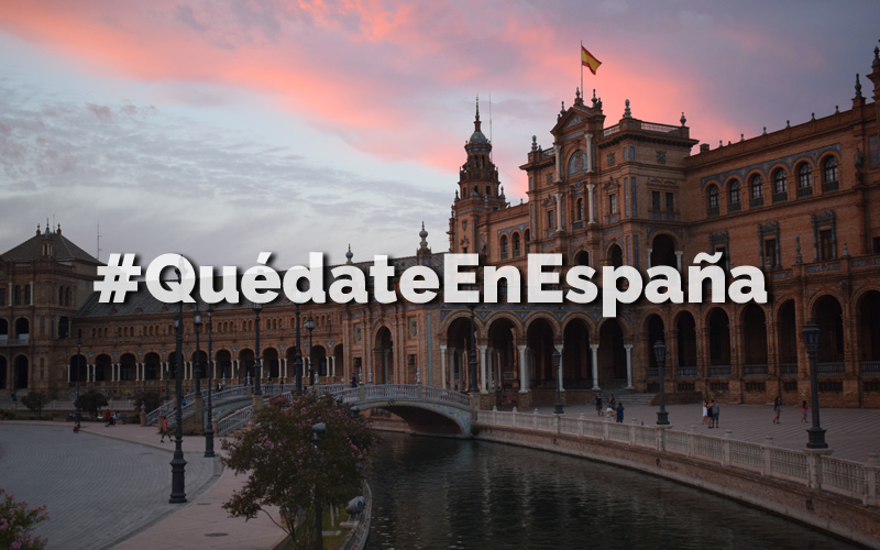 Este año #quedáteenEspaña