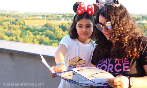 Viajar a Disneyland París