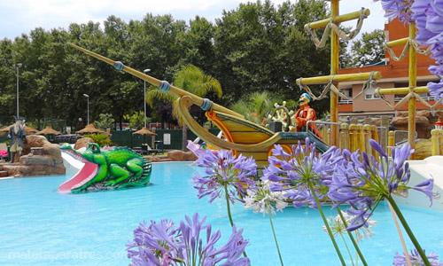 Hotel Evenia Olympic Resort - Parque acuático