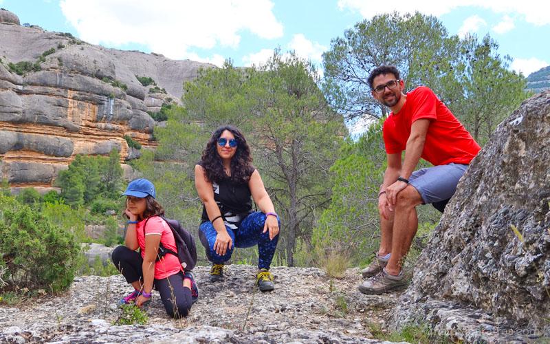 Post - Rutas para hacer en familia cerca de Tarragona