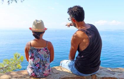Post - Camino de ronda de Lloret de Mar a Tossa de Mar