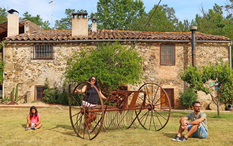 Post - Can Bonet, turismo rural en Girona
