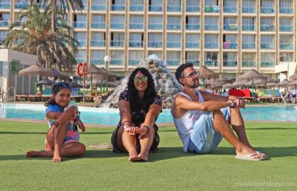 Post - Roquetas de Mar - Evenia Zoraida Resort